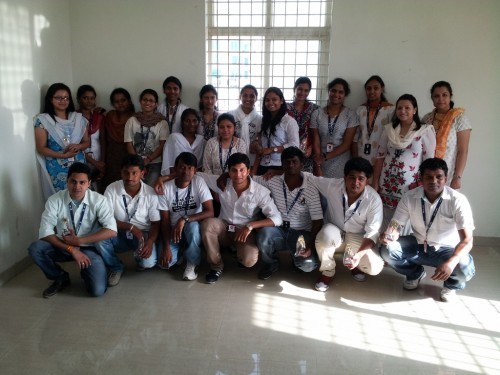 1st Batch HR Trainees