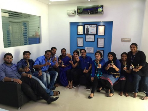 Employee Engagement @ Trivandrum
